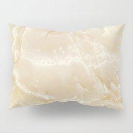 White Onyx Pillow Sham