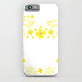 Promoted To Grandma Baby Reveal Grandma design iPhone Case