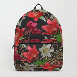 Lily paradise Backpack