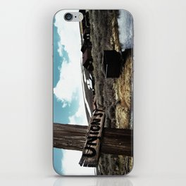 C'era una volta il West (Once upon a time in the West) iPhone Skin