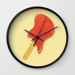 Summer Rocks! Wall Clock