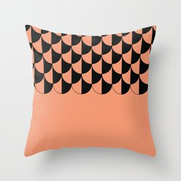 TIDAL. Throw Pillow