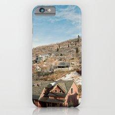 Ski Town 2 iPhone 6s Slim Case