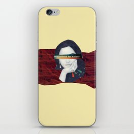 Streamlined for Action iPhone Skin