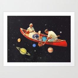 Big Bang Generation Art Print