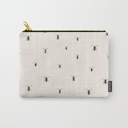 Colorful Insects Carry-All Pouch