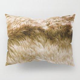Fluffy Fur Pillow Sham