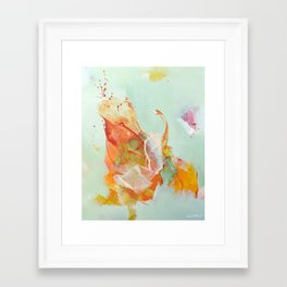 Sunday Kind of Love Framed Art Print