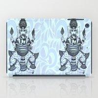 ganesha iPad Cases featuring Ganesha  by Sketchii Studio