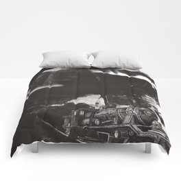 Choo-choo Comforters