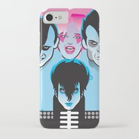 misfits iPhone & iPod Cases featuring Jem & the Misfits by Greenfuzz