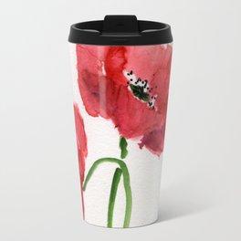 Crossed Travel Mug