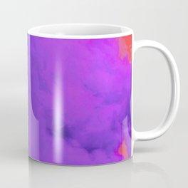 Ultra Violet Smoke Cloud (Color) Coffee Mug