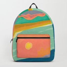 Don't Stop My Summer Backpack