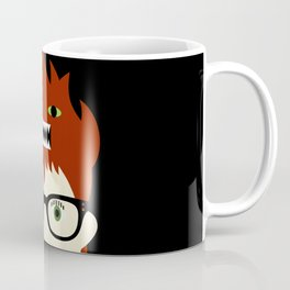 Monster On My Head Coffee Mug