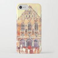 takmaj iPhone & iPod Cases featuring Poznań by takmaj