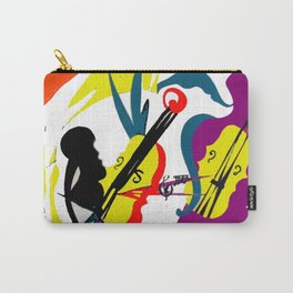 WAGENSEIL: Violin Concerto                 by Kay   Lipton Carry-All Pouch