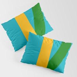 Mid Century Modern 9 Pillow Sham