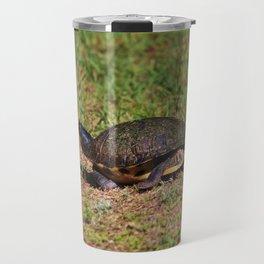 Jogging Turtle Style Travel Mug