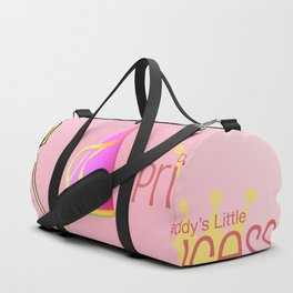Sugar and Spice and Everything Nice! Little Girls, Little Princess Duffle Bag