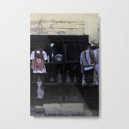 Skopje VII Metal Print