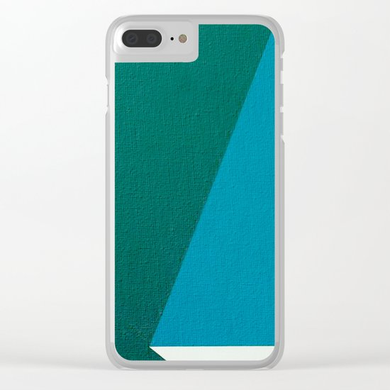 Back to Sail 4 Clear iPhone Case