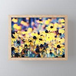 Sunhats in the Sun Framed Mini Art Print