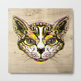 Sourpuss Metal Print