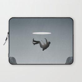 Uncanny Falls Laptop Sleeve