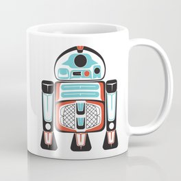Silver Tenderfoot - Alliance Is Rebellion - R2-D2, wars, star Coffee Mug