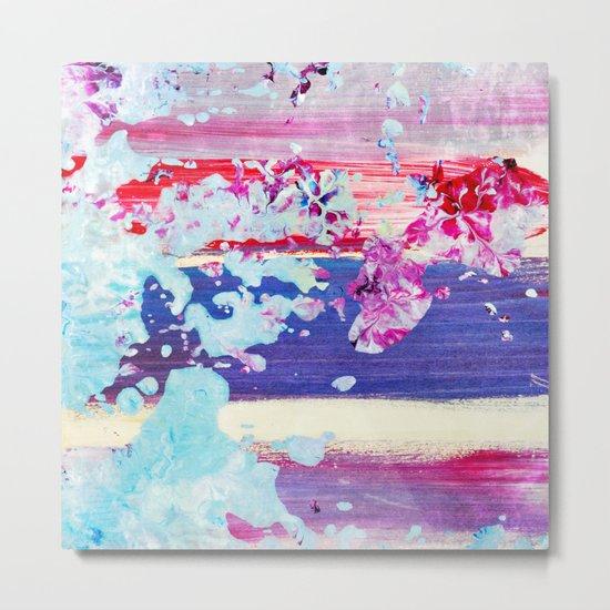 color splash #4 Metal Print