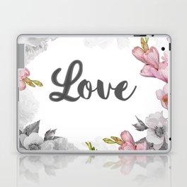 FLORAL DESIGN Laptop & iPad Skin