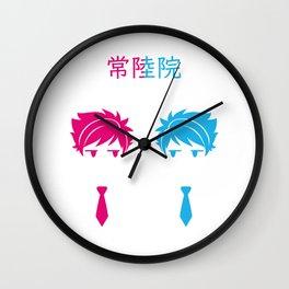 Hitachiin Tweens Wall Clock