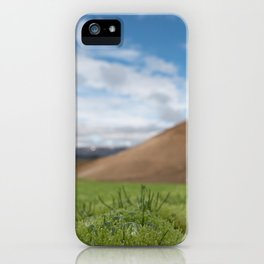 Bubbles of Life iPhone Case