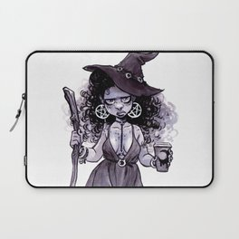 Coffee Witch Laptop Sleeve