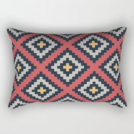 Aztec pattern design Rectangular Pillow