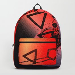 Exploding Planet Backpack