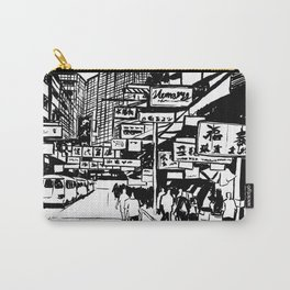 Hong Kong Carry-All Pouch
