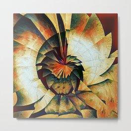Sunfish Metal Print