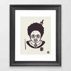 Barry Potter Framed Art Print
