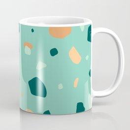 Mint Terrazzo Coffee Mug