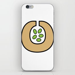 Ceramic Vessel with Beans iPhone Skin