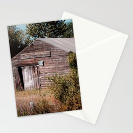 Rustic Cabin Stationery Cards