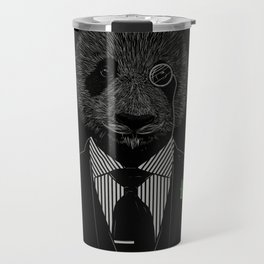 Sir Panda Travel Mug