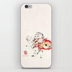 Gold Fish 4 iPhone & iPod Skin