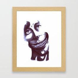 Pretty Titan Framed Art Print