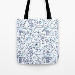 School Chemical #3 Tote Bag