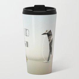 Mind the Penguin! Travel Mug