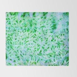 Bamboo Forest #Society6 #decor #buyart Throw Blanket