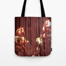 Torn and Frayed Tote Bag